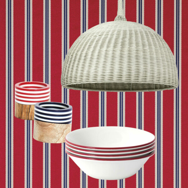Channel Your Inner Yachtie With These Modern Nautical Picks