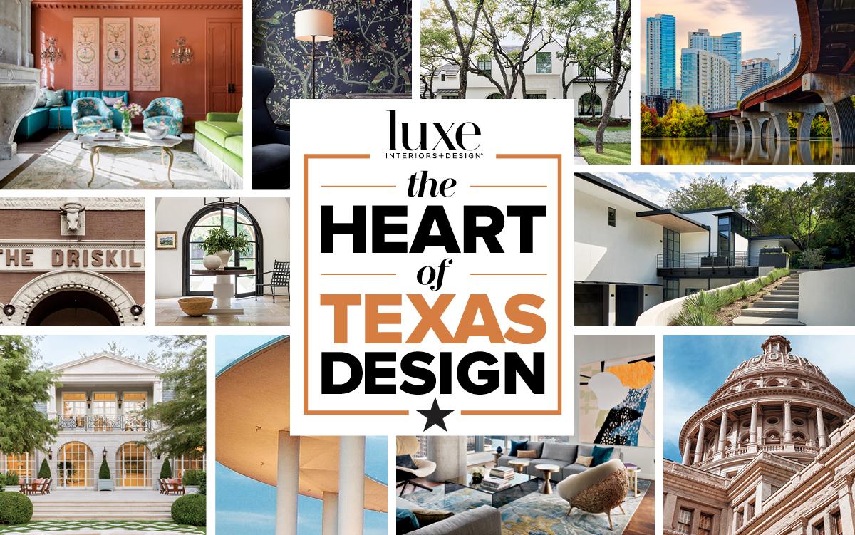 The Heart Of Texas Design
