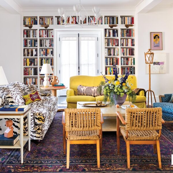 English Eclecticism Ups The Fun Factor Of A Historic Chicago Home