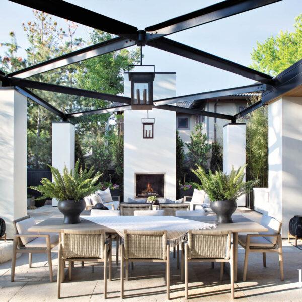 An Inviting Garden Unlocks Possibility In A Serene Denver Home