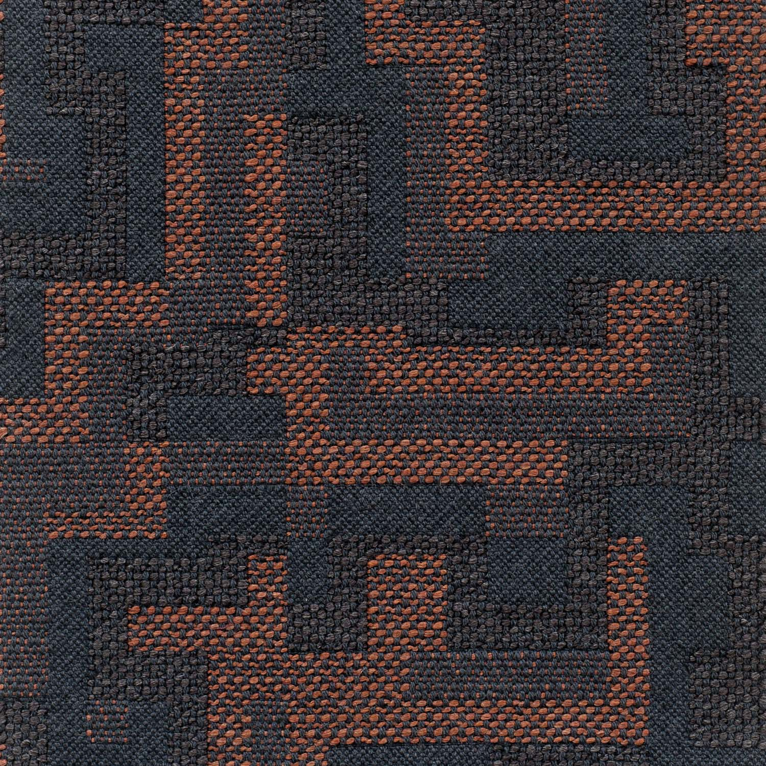 dark blue green and brown fabric