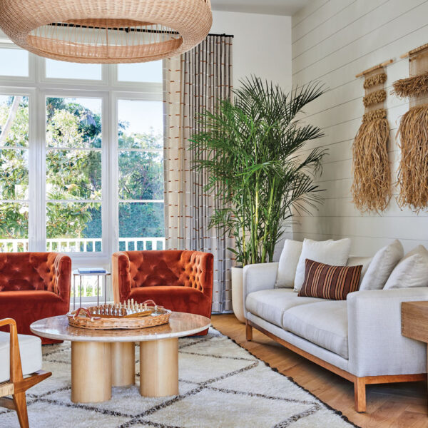 Eclectic Elements Mix With Handmade Accents In A Dazzling Miami Home