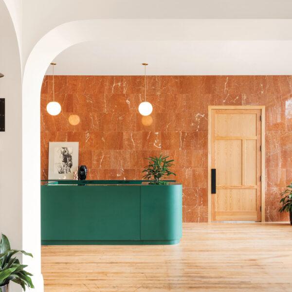 Portland's Hotel Grand Stark Masters A Modern Twist On Throwback Style