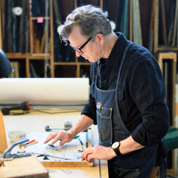 Stained Glass Is Having A Moment, And This Artisan Is All About It