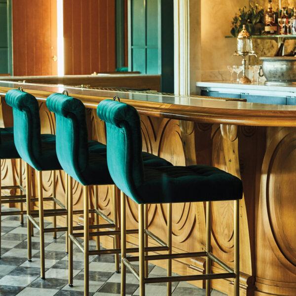 Lutie's Garden Restaurant Opens At Austin's Commodore Perry Estate