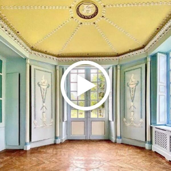 Timothy Corrigan's French Chateau