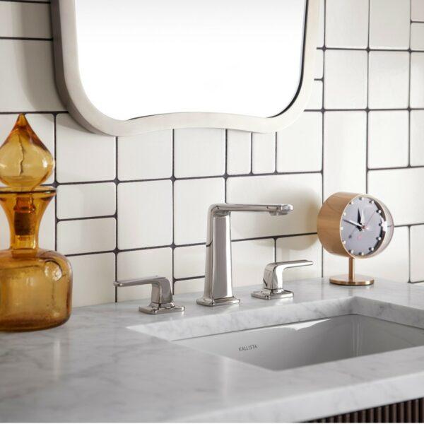 Midcentury-Inspired Tile Design