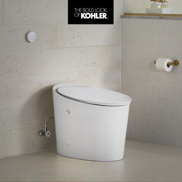 Style Meets Performance In The Avoir Tankless Toilet
