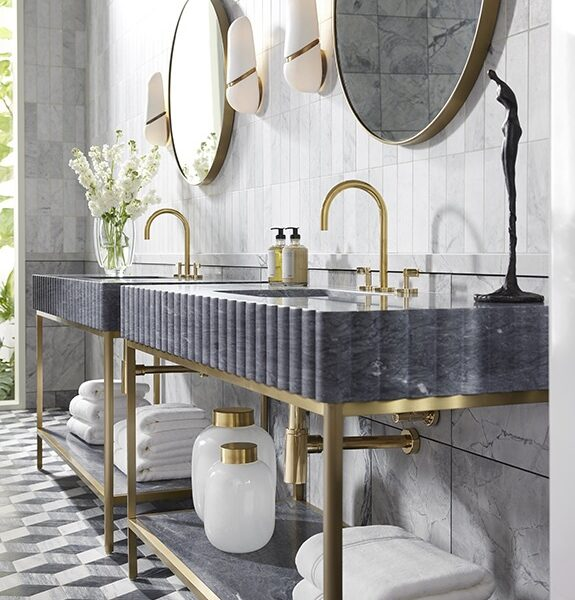 Transform Your Bath Into A Statement-Making Retreat